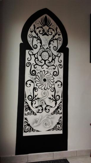 oriental door 2